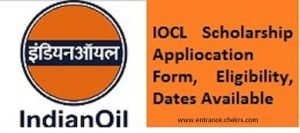 Indian Oil Scholarship PDF- Application Form, Dates, Rewards