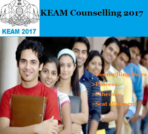 KEAM Counselling Procedure