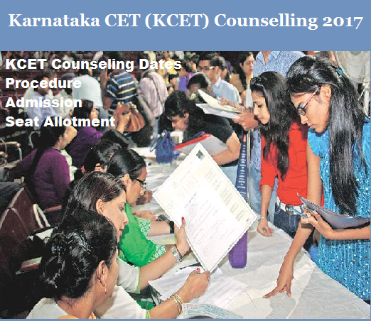 KCET Counselling