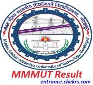 MMMUT Result 2017
