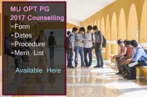 MU OET PG Counselling