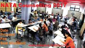 NATA Counselling schedule