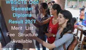 WBSCTE diploma result
