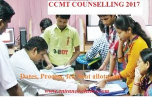 ccmt counselling dates