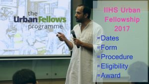 iihs urban fellowship