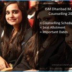 IIT ISM EE Counselling- Dhanbad M.Tech Admission Dates, Procedure