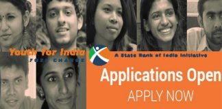 SBI Youth for India Fellowship- Dates, Form, Process, Rewards