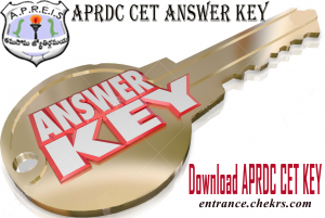 aprdc key