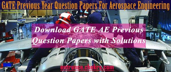 Gate 2014 aerospace question paper pdf