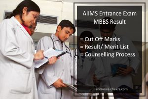 AIIMS Entrance Exam MBBS Result, Cut Off Marks, Counseling Process
