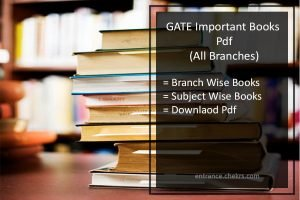 Best books for GATE-Arch, Agri, Chemical, Aerospace, Instrumentation