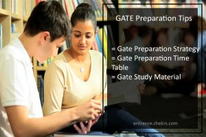 GATE Preparation Tips 2022