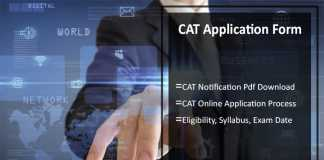 CAT Application Form, Eligibility, Syllabus, Exam Dates & Pattern