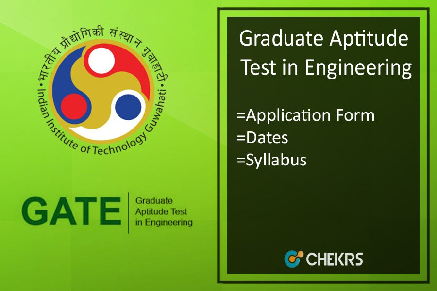 GATE 2020 - Application Form, Dates, Eligibility, Syllabus & Pattern