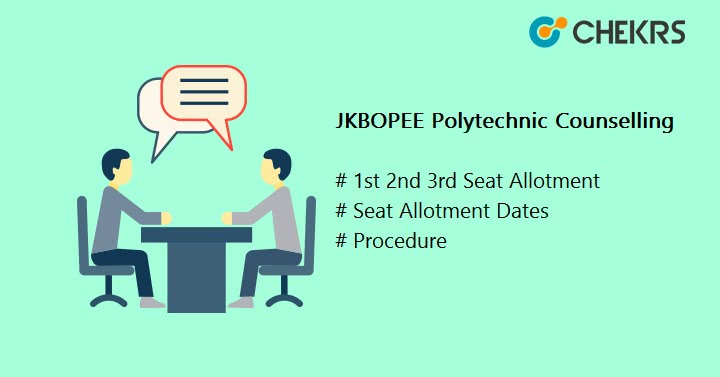 JKBOPEE Polytechnic Counselling