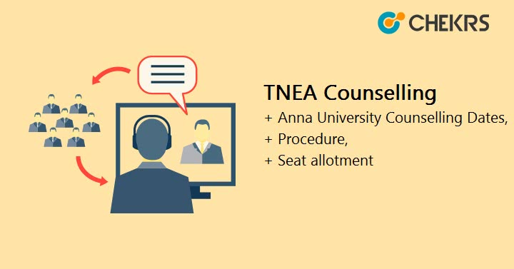 TNEA Counselling Anna University Counselling Dates,