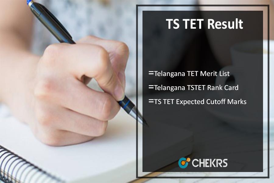 TS TET Result, Merit List, Telangana TSTET Rank, Cut Off Releasing On 5th Aug
