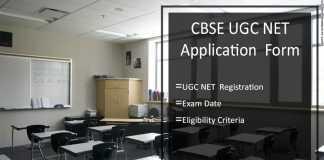 UGC NET Application Form, CBSE NET Registration, Exam Dates Released
