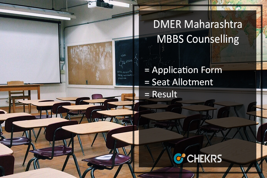 DMER Maharashtra MBBS Counselling, Application Form, Seat Allotment Result