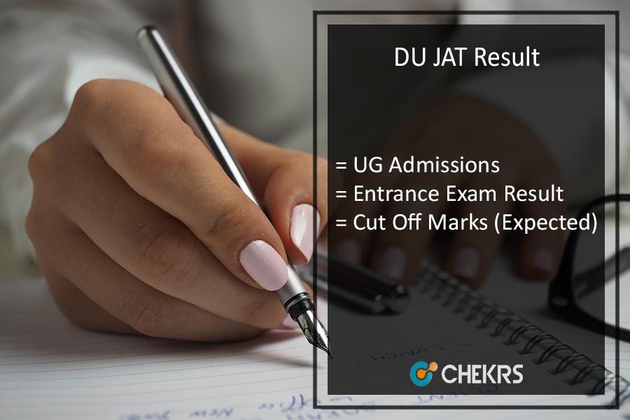 DU JAT Result, UG Entrance Merit List, Cut Off To Be Released @du.ac.in