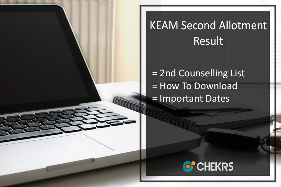 KEAM Second Allotment - CEE Kerala 2nd Round Counselling Starts from Today