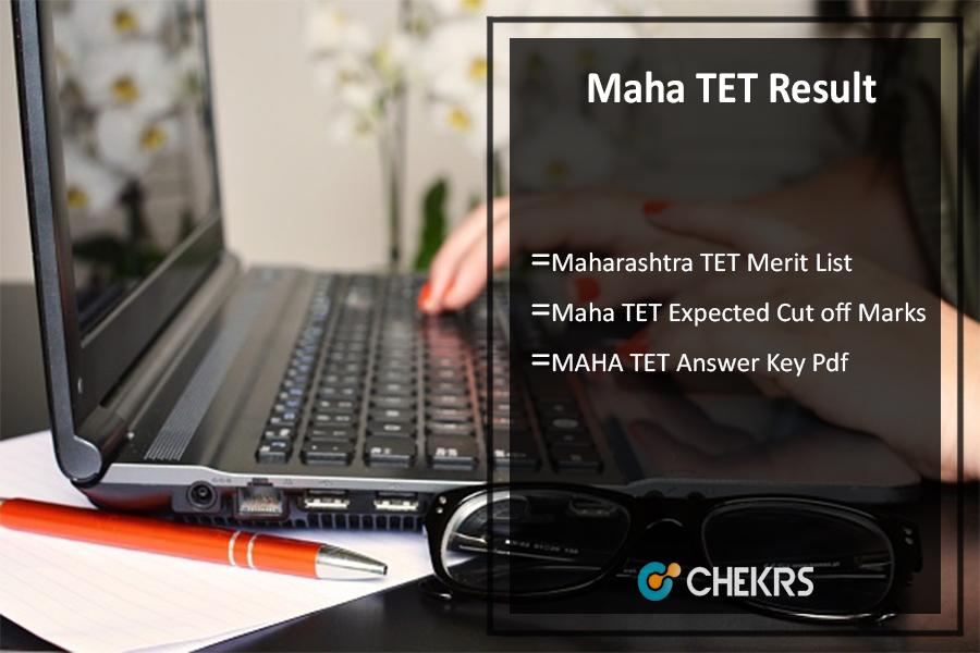 Maha TET Result, Maharashtra TET Merit List, Cut Off, Answer Key Releasing