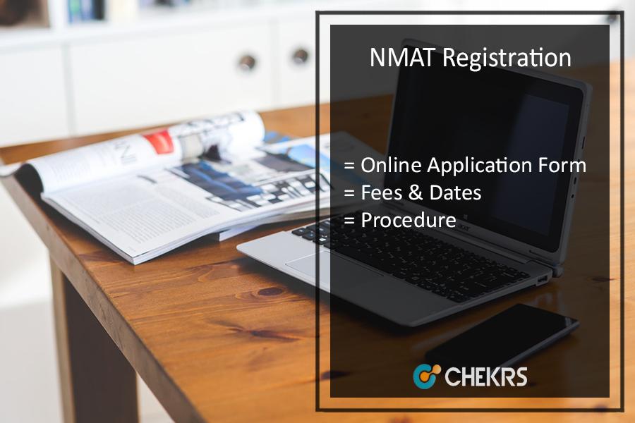 NMAT Registration, Online Application Form, Fee, Dates, Process