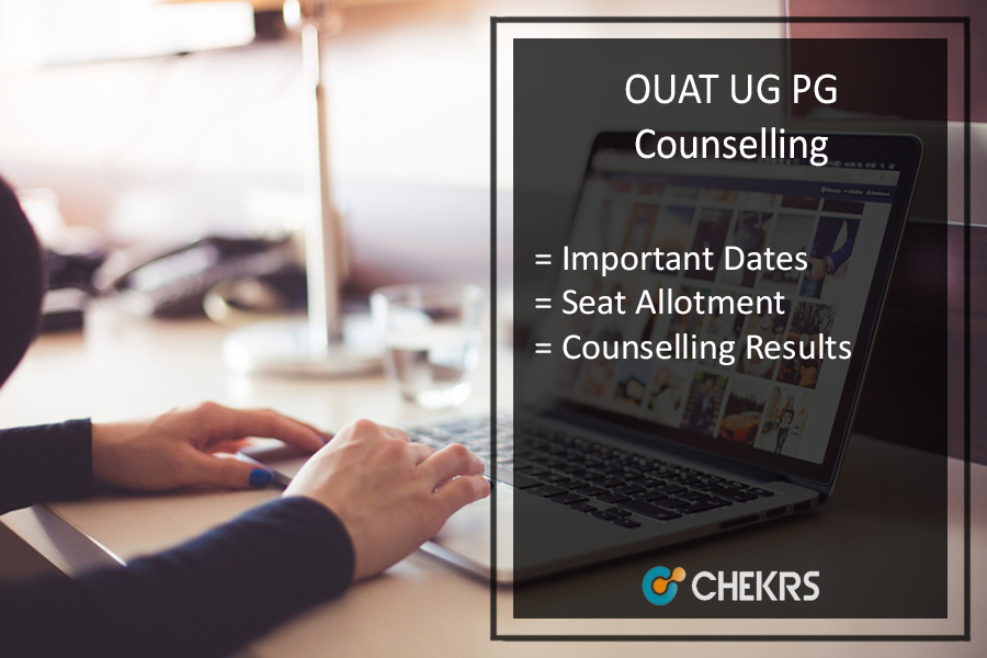 OUAT UG PG Counselling, Dates, Seat Allotment Result, Merit List