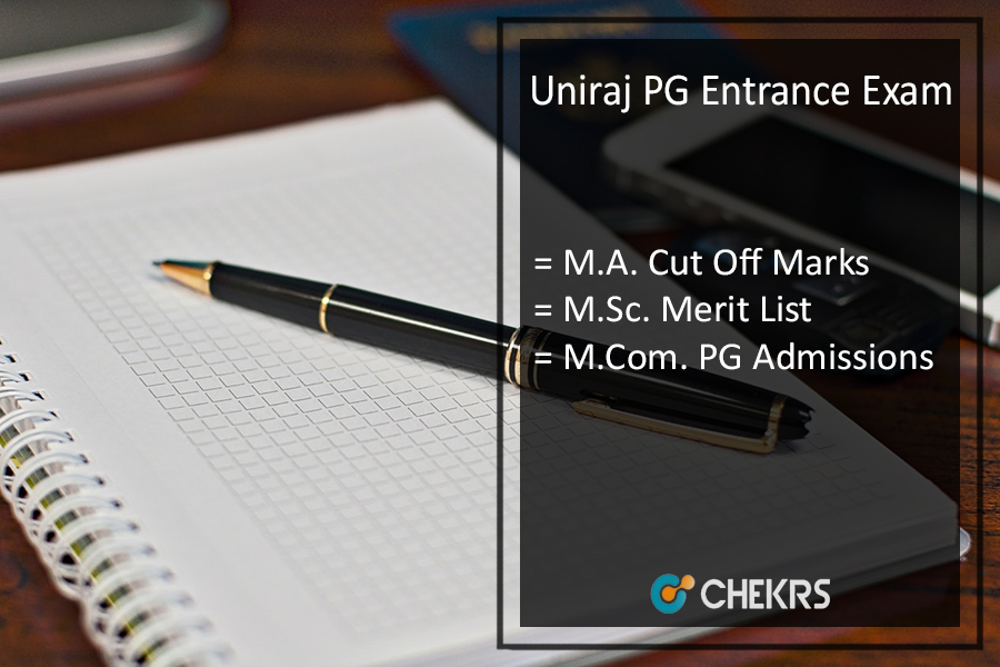 Uniraj PG Entrance Exam URATPG MA MSC MCOM Cut Off, Merit List