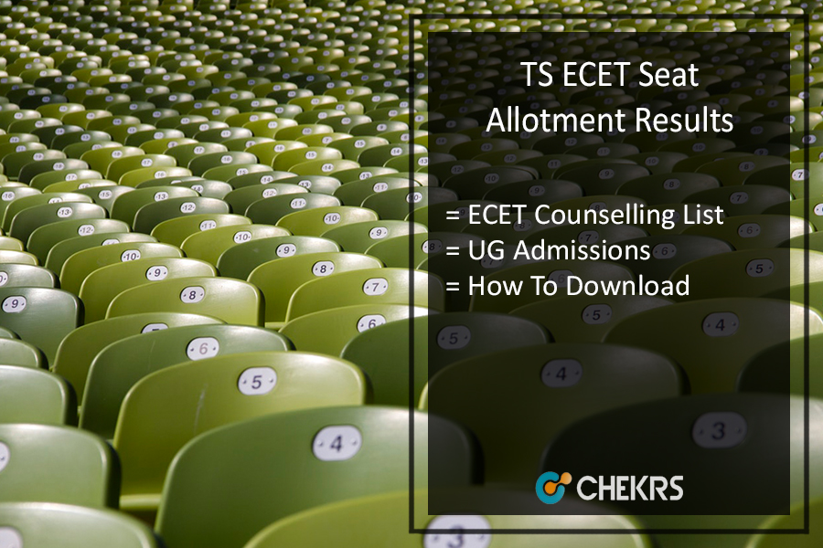 TS ECET Seat Allotment Results (Declared)- Telangana Allotment Order @tsecet.nic.in