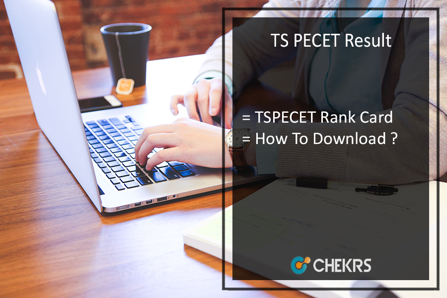 TS PECET Result - TSPECET Rank Card Released @pecet.tsche.ac.in