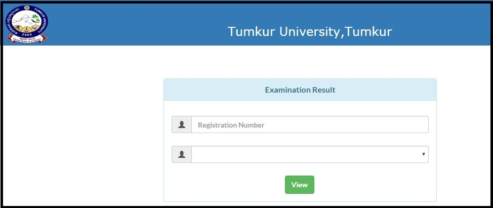 Tumkur University 2nd-4th-6th Sem Result - BA BSC BCOM Results