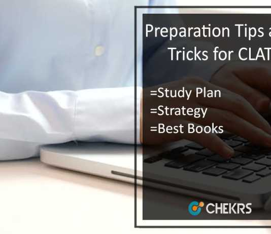 Preparation Tips/ Tricks for CLAT Exam- Study Plan | Strategy