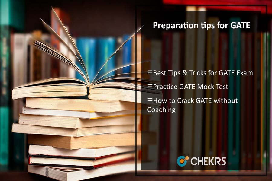 Preparation tips for GATE, Gate Preparation Strategy