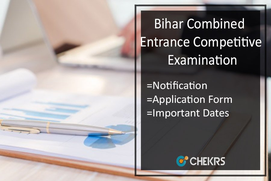 BCECE Notification, Application Form, Eligibility, dates, Syllabus