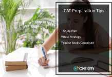 Preparation Tips for CAT, strategy, study plan