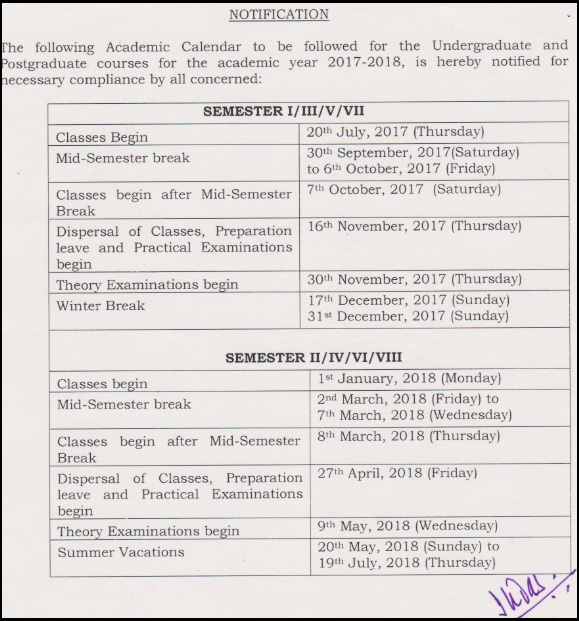 DU Date Sheet Nov/ Dec - BA B.SC B.Com 1 3 5 Sem Exam Dates