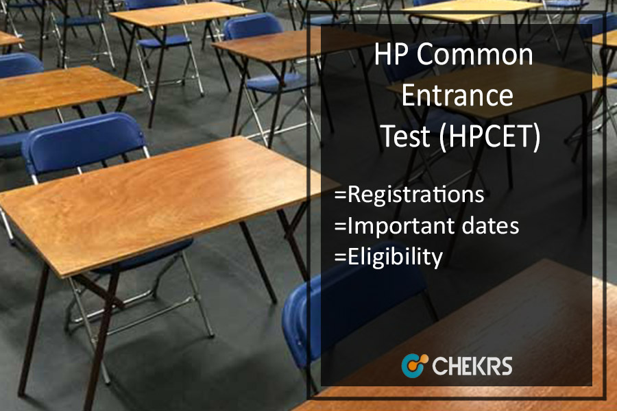 HP CET Registration, Dates, Admit Card, Syllabus, Exam Pattern, Result, Counselling