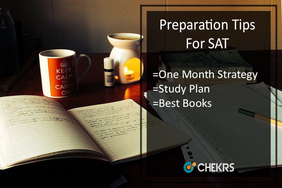 Preparation Tips Scholastic Aptitude Test | How To Crack | 1 Month Study Plan