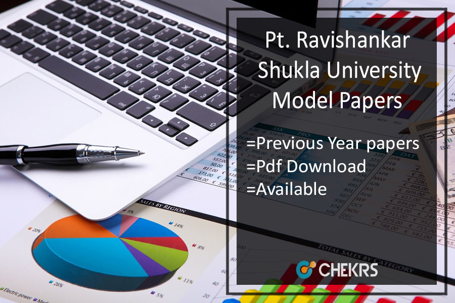 PRSU Sample/ Model Paper - UG PG Previous Year Question Papers