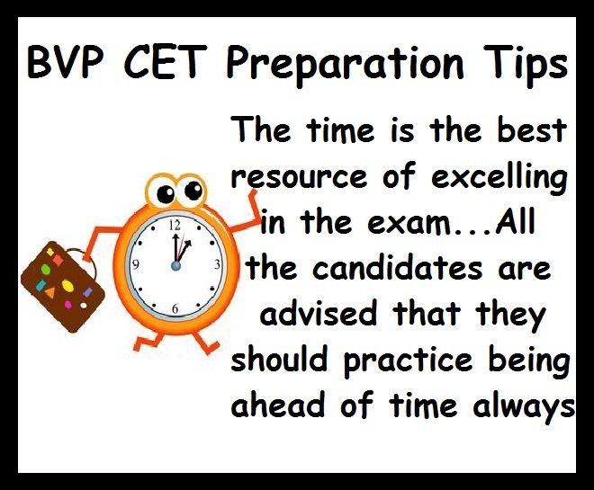 BVP Preparation Tips- Time management
