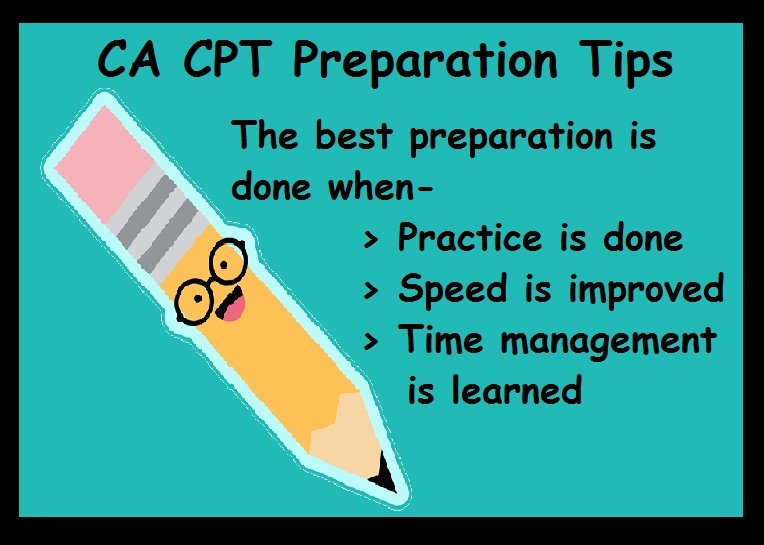 CA CPT Preparation Tips- Practice Daily