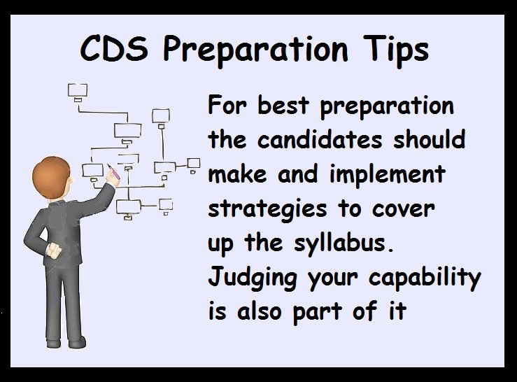 CDS Exam Preparation Tips- Strategy
