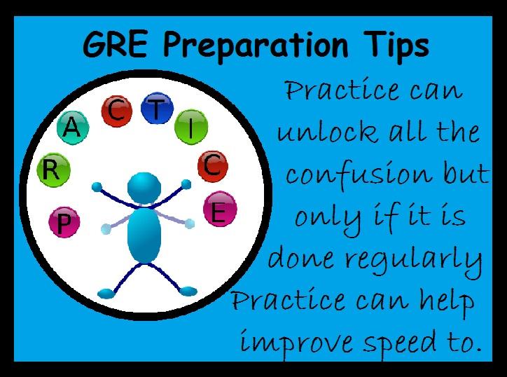 GRE Preparation Tips-Practice