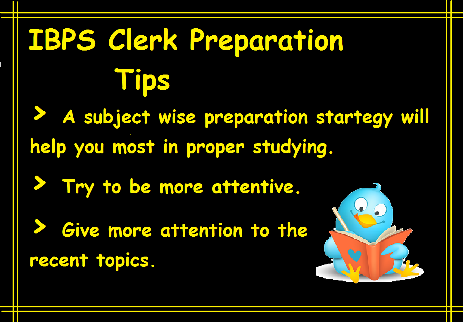 How To Crack IBPS Clerk- Preparation Tips, Strategy, Study Plan