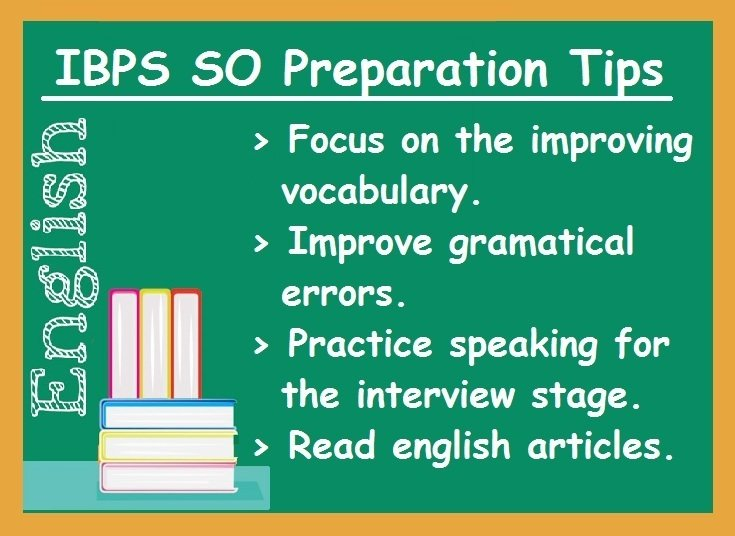 IBPS-SO-Preparation-Tips-English-Tips
