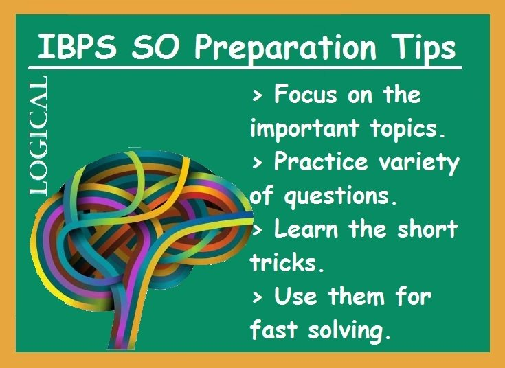 IBPS SO Preparation Tips-How to improve Reasoning