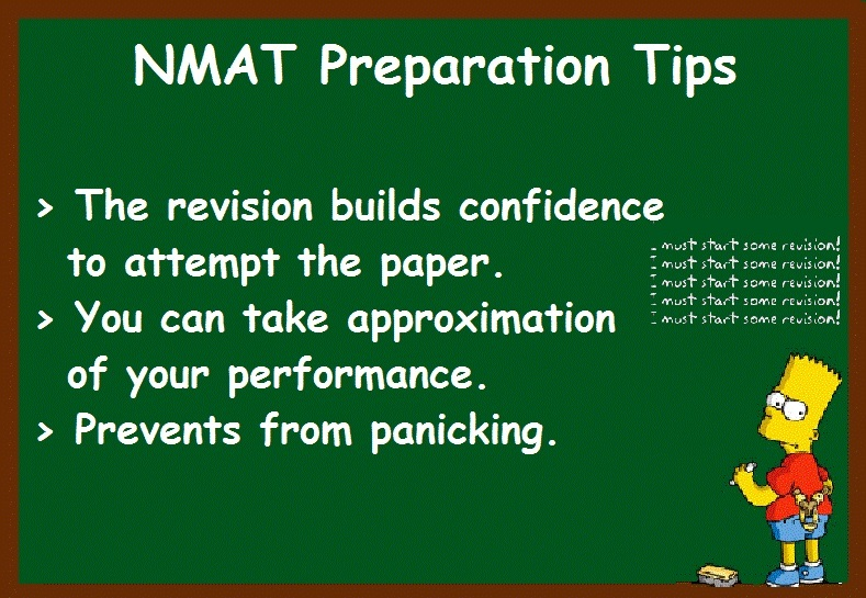 NMAT Preparation Tips- Revise Timely