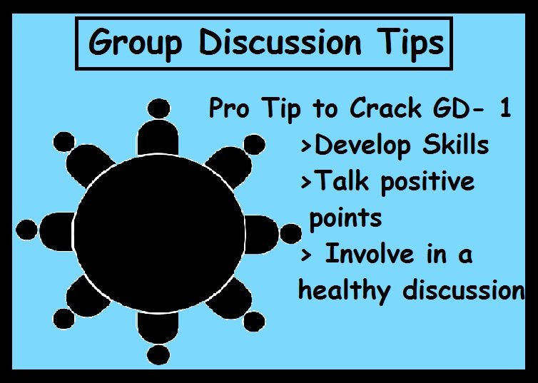 Tips for Group Discussion-How to crack GD