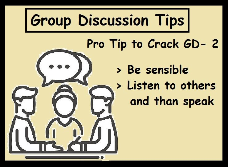 Tips for Group Discussion